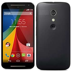Sim Free Motorola Moto G 2014 5 Inch Dual SIM (Refurbished with 12 Month Warranty) £109.95 @ Argos Ebay