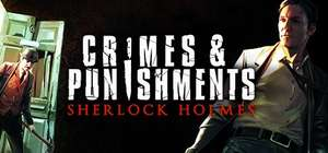 Sherlock Holmes: Crimes and Punishments £7.49 PC @Steam