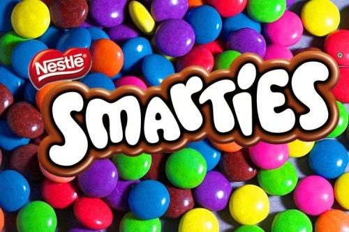 Smarties 4 Tubes @ Asda