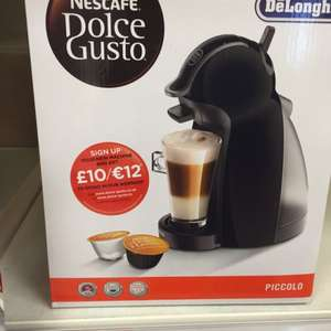 Delonghi piccolo coffee machine £39.50 @ Tesco instore