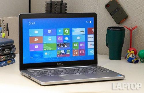 Dell Inspiron 15 - i7 5th Gen 8GB RAM Windows 8.1 Dual Band AC Wifi