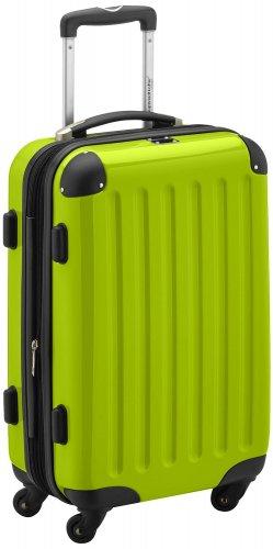 HAUPTSTADTKOFFER Suitcase, Green. Fits EASYJET (was £69.95) 24.89 delivered @ Amazon