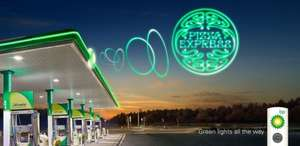 Free Pizza Express meal when you fill up 3 x 35 Litre fuel @ BP