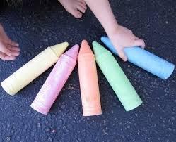 Giant Chalks (8 Packs) @ B&M for 99p