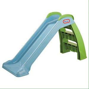 Little Tikes 'My First Slide' (blue) £14.99 (+£5 delivery) @ adventure toys BB