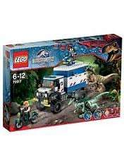 Jurassic World Lego - Raptor Rampage 75917 10% off  £44.99 @ houseoffraser