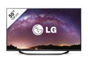 "LG TV 55UF675V  55"" 4K USB LED 55UF675V with Free LG P7 Portable Speaker £849.99 @ Dabs"