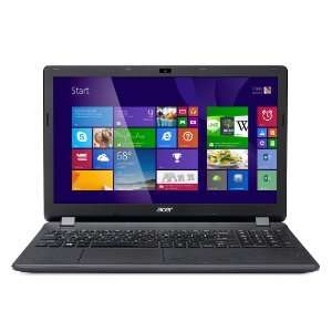 "Acer Aspire ES1-512 15.6-inch Notebook laptop (Black) - (Intel Celeron N2840 2.16GHz, 4GB RAM, 500GB HDD, LAN, WLAN, Integrated Graphics, Windows 8.1 ) by Acer - used ""Very Good"" £129.84 delivered from Amazon"