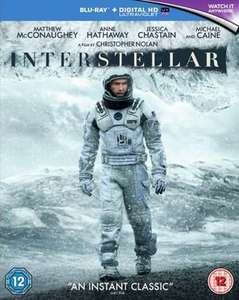 Interstellar Blu-Ray (pre-owned) just £9.50 delivered @ Xtravision Marketplace (or 2 Blu-Rays for £10, Plus P&P)
