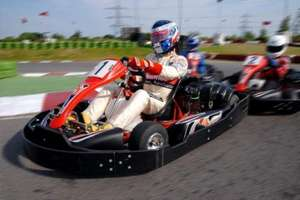 20mins Lakeside/Brentwood Outdoor Go-Karting £12.50 @ Wowcher / letsgoactive.co.uk