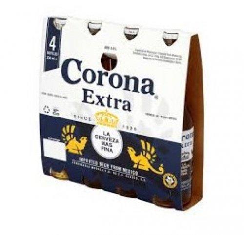 Corona Extra 4 Pack £3.50 @ Tesco instore