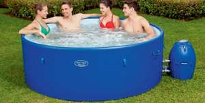 Lay-z-spa Monaco £419.98 at Amazon