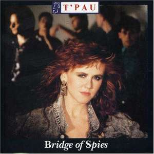 Bridge Of Spies (CD + free MP3 download) T'Pau, with Carol Decker (includes China in Your Hand) £2.99  (Prime) £4.48 (non Prime) @ Amazon