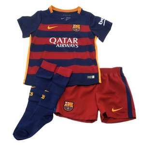 Barcelona 2015-16 infant kit £32.99 + £3.99 p&p (£36.98) @ sportsdirect