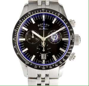 Rotary Chelsea FC Swiss Watch Special Edition £99.99 @ Rotarywatches