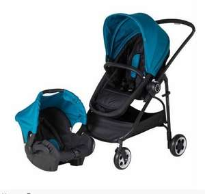 67% off Kiddicare Mooch Travel System Trendy Teal £99.99 - Kiddicare