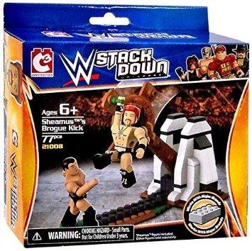 WWE Stackdown Sheamus Brogue Kick Set £4.32 C&C @ Tesco Direct