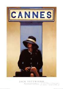 Exit Eden-  poster print by Jack Vettriano - 50 x 70 cm - £1.79 (£5.74) @ AllPosters