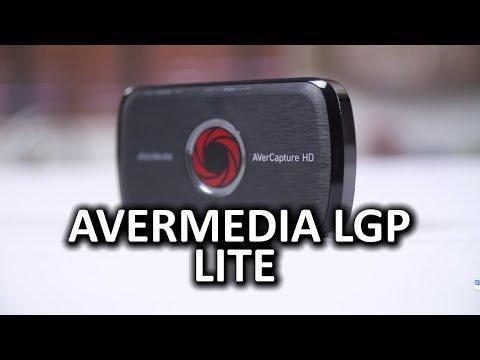 AVerMedia - LGP Lite, HD Game Capture up to 1080p 60Mbps for XBOX 360/ONE/PS4 £62.84 - lambda-tek