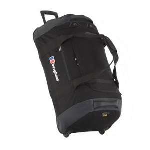 Berghaus Mule 120 Wheeled Travel Bag - £59.95 delivered - Outdoorclearance