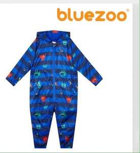 Boys puddle suit @ Bluezoo, Debenhams - £6.00/£6.60 (70% off)