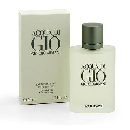 Giorgio Armani Acqua di Gio Homme 50ml gift set £31.02 plus free Giorgio Armani sports bag @ Fragrance Expert