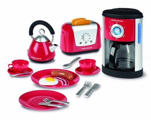 Casdon Morphy Richards Toy Kitchen Set @ Tesco (online) - £11.63