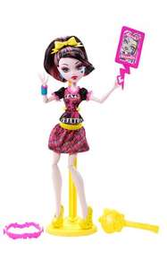 MONSTER HIGH DOLLS ASDA HALF PRICE £14.97 with code - George Asda
