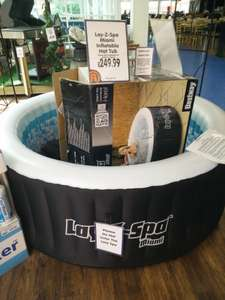 Lay-Z-Spa Miami £250 @ The Range