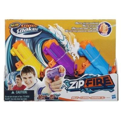 Nerf Super Soaker Zipfire - 3 Pack - £6.99 @ Lidl