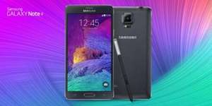 Note 4 unlimited Data plan - £36 AYCE Data + 600 Min (24mths) Three (£918.99) @ mobileshop