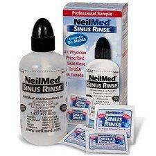 Free Neilmed Sinus Rinse Starter Kit