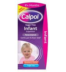 calpol 100ml scanning at 99p @ Aldi