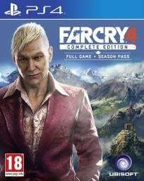 Far Cry 4 Complete Edition pre-order (Ps4) £29.99 delivered @ Grainger Games