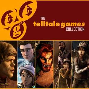 The Telltale Games Collection (PS4) £28 @ PSN