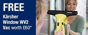 Free Karcher Window Vac with Building & Contents Insurance / Free Karcher Pressure Washer with Car Insurance - Cooperative Insurance