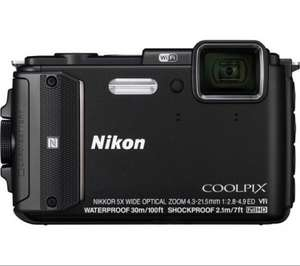 Nikon Coolpix AW130 Tough Digital Camera £160 at Currys