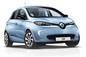 Renault Zoe Dynamique Nav - £69 Deposit £139 per month (inc Battery for 7500 miles lease) for 24 Months @ DSG