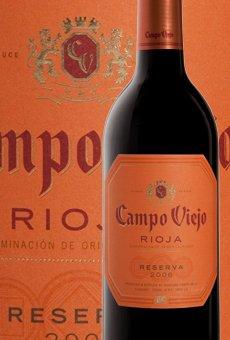 6x Campo Viejo Reserva 2009 = £35.94 - Costco