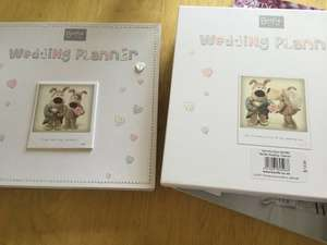 Boffle wedding planner £2.99 - Home Bargains