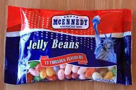 McEnnedy Jelly Beans 250g half price 49p @ Lidl weekend offer 13/14 June and other items