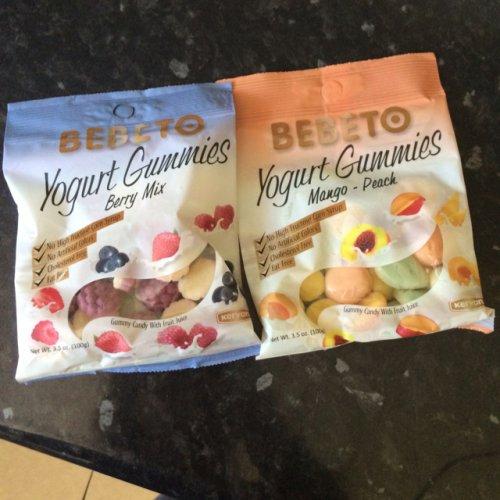 Yogurt Gummies 29p Each/ 4 Packs for £1 @ home bargains