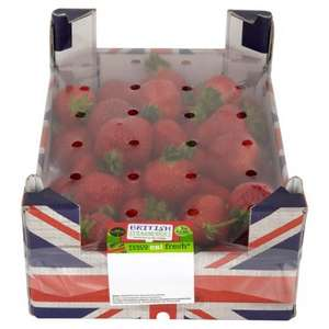 Tesco Strawberries 1KG £3