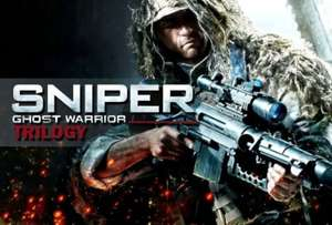 Sniper Ghost Warrior Trilogy £3.24, Disillusions Manga Horror 31p, Sniper Ghost Warrior 2 £1.94, Sniper Ghost Warrior Gold 64p, Sniper Art Of Victory 64p (All Steam) @ IndieGala