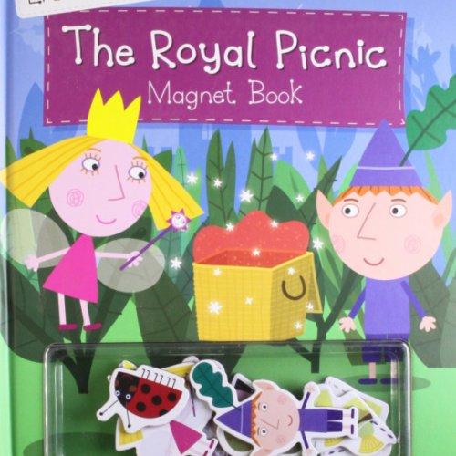 Ben and holly magnet book  £3.49 (Prime) £6.24 (non Prime) @ Amazon