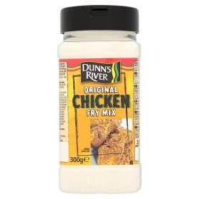 Dunns River Original Chicken Fry Mix (300g) was £2.65 now 2 for £3.00 @ Asda