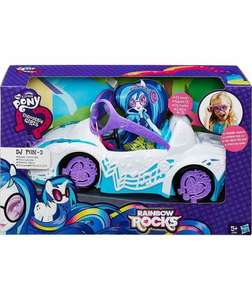 My Little Pony Convertible Car  was £19.99 now £6.66 at Argos.