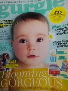Mothercare money off vouchers in Gurgle mag (£10 off £120, £20 off £250 spend)  £2.99