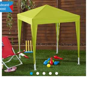 Tesco instore - Kids Gazebo £5 reduced from £20