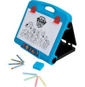 Paw Patrol Travel Art Easel - £5.99 - B&M (Home Store) Instore